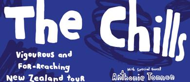 The Chills - Vigourous and Far-reaching New Zealand Tour