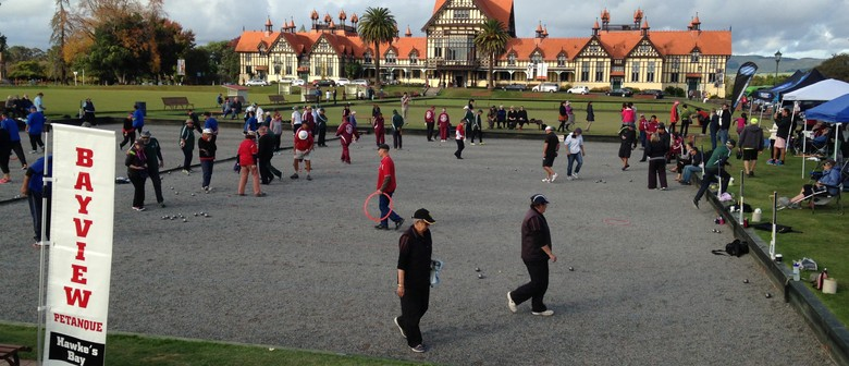 Petanque New Zealand National Club Championships