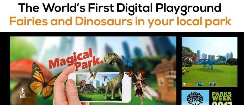 Magical Park - Parks Week Celebration