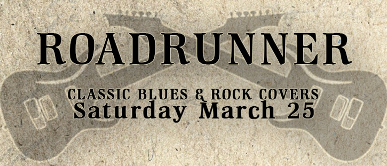 Roadrunner - Epic Blues and Rock Covers