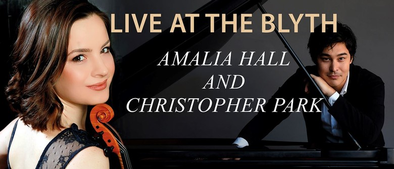 Amalia Hall and Christopher Park In Concert