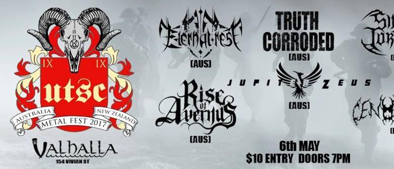 Under The Southern Cross - Anzac Metal Fest