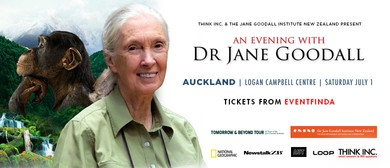 An Evening With Dr Jane Goodall: SOLD OUT