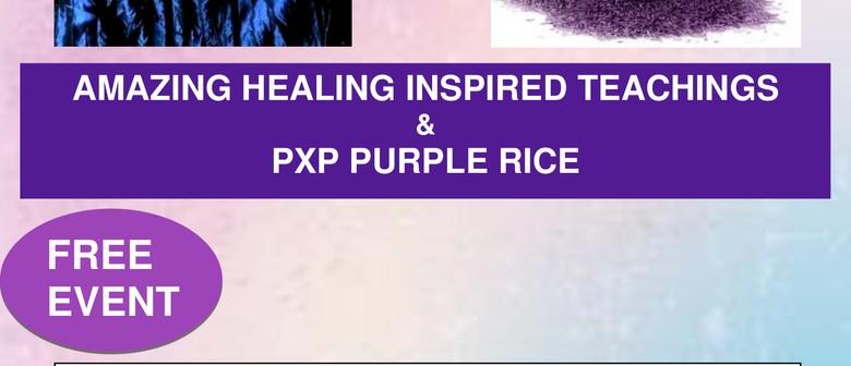 Healing Inspired Teachings & PXP