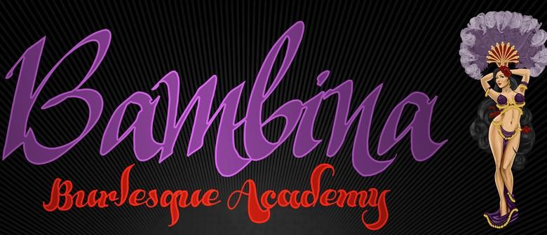 Bambina Bumpers - 4 Hour Beginners Burlesque Intensive