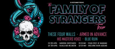 The Family of Strangers Tour