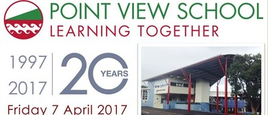Point View School 20th Anniversary