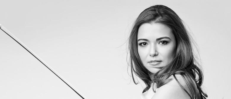 NZSO Presents: Mahler & Berg with Karen Gomyo