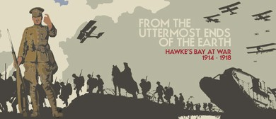 Hawke's Bay At War 1914-1918