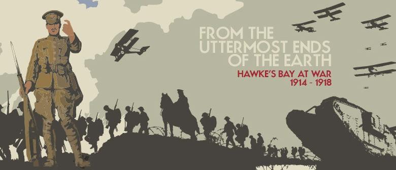 Hawke's Bay At War 1914-1918