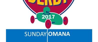Beachlands Maraetai Trolley Derby 2017