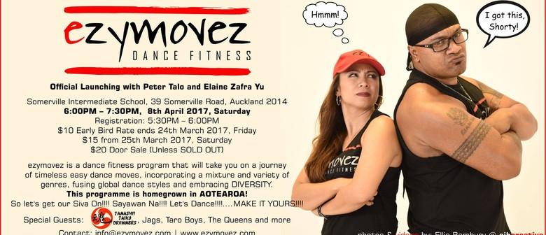 Make It Yours EzyMovez Dance Fitness Launch