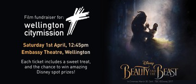 Beauty & the Beast - Wellington City Mission Fundraiser