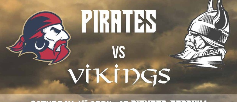 Pirates Vs Vikings Exhibition Bout