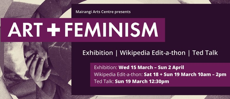 Art & Feminism Wikipedia Edit-a-thon