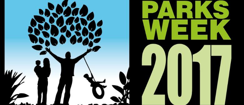 Parks Week 2017 - Queens Park Anniversary Celebrations
