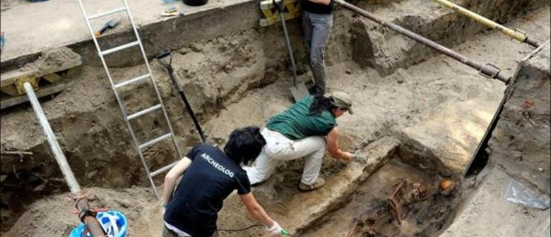 Hidden Treasures - Hidden Atrocities: Archaeology, Discovery