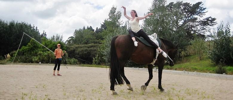 Waikato Equestrian Vaulting Clinic Series
