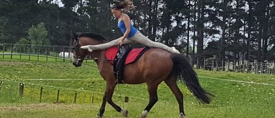 School Holiday Equestrian Vaulting 3 Day Camp