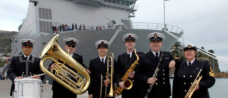 Royal NZ Navy Dixie Band