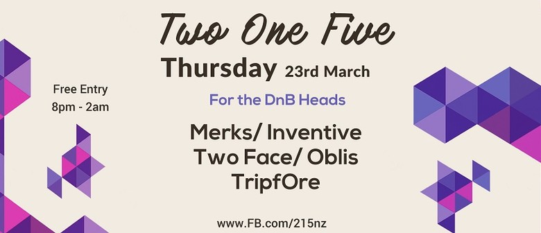 Two One Five - DnB