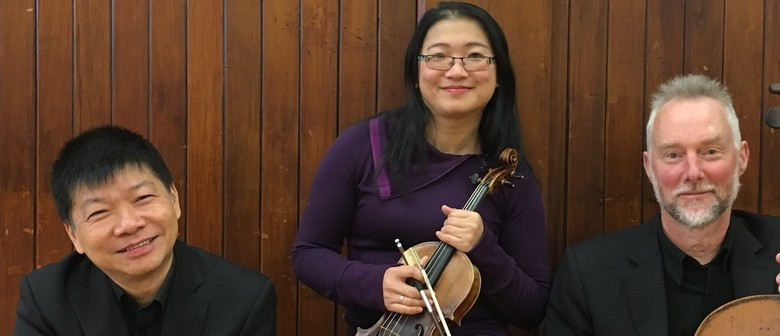 Aroha Ensemble Plays Masterworks for String Trio