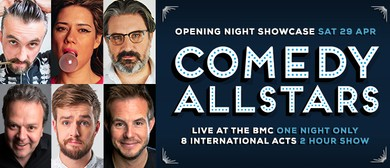 Comedy All-Star Showcase
