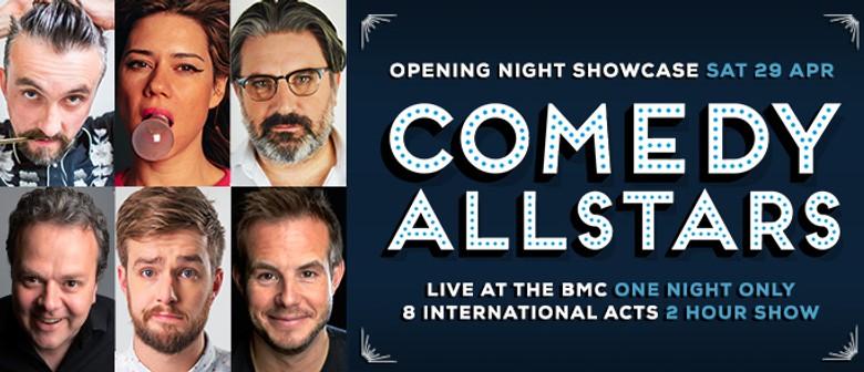 Comedy All-Star Showcase