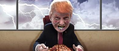 Zombocalypse: Conspiracy, Trump and New Zealand