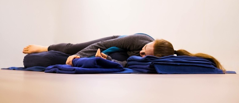 Mid Winter Restorative Yoga Retreat