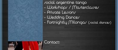 Beginners Tango Class/Course