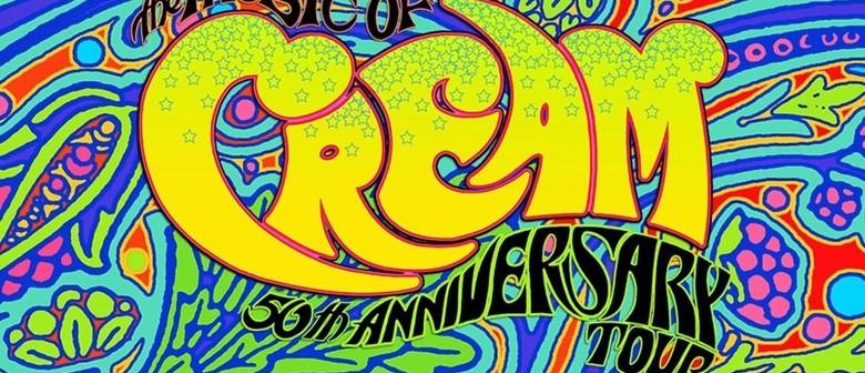 The Music of Cream - 50th Anniversary Tour