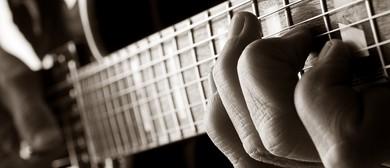 Guitar Beginners Blues Style
