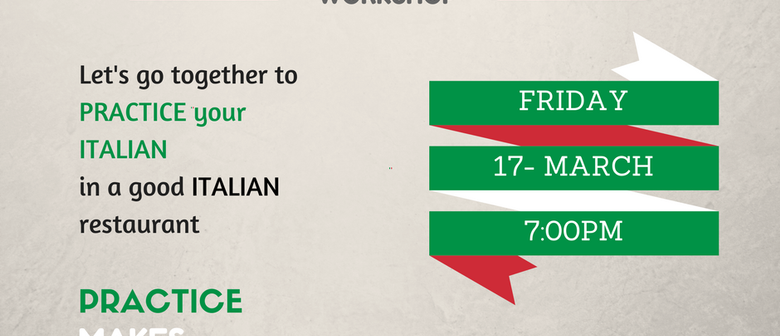 Practice Your Italian