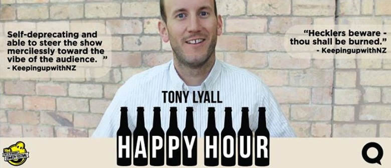 Tony Lyall - Happy Hour