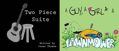 Two-piece Suite; A Guy, A Girl and A Lawnmower