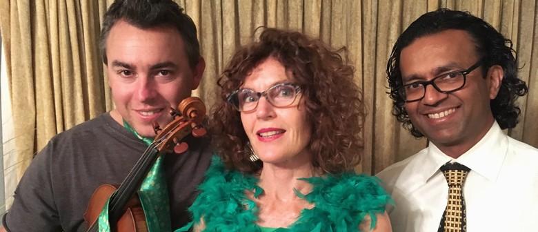 Maria O'Flaherty & Ben Fernandez Irish Group