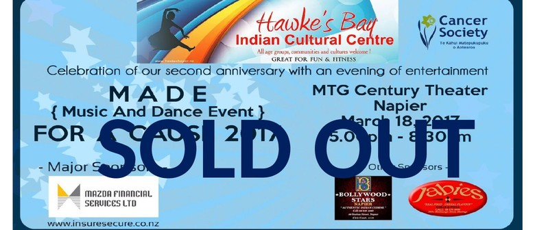 MADE (Music And Dance Event) For A Cause 2017