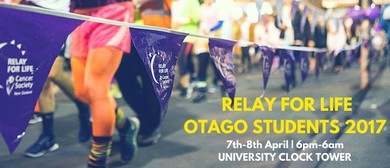 Relay for Life Otago Students 2017
