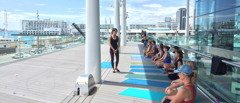 Lunchtime Mindful Movement & Meditation