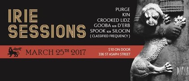 Irie Sessions No. 012