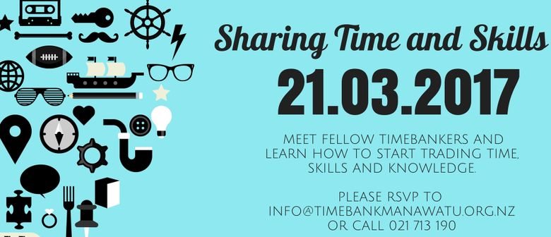 Share Time and Skills
