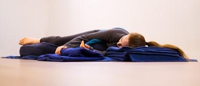 Restorative Yoga With Karla Brodie and Sandra Palmer