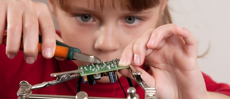 Practical Electronics With Parents and Caregivers