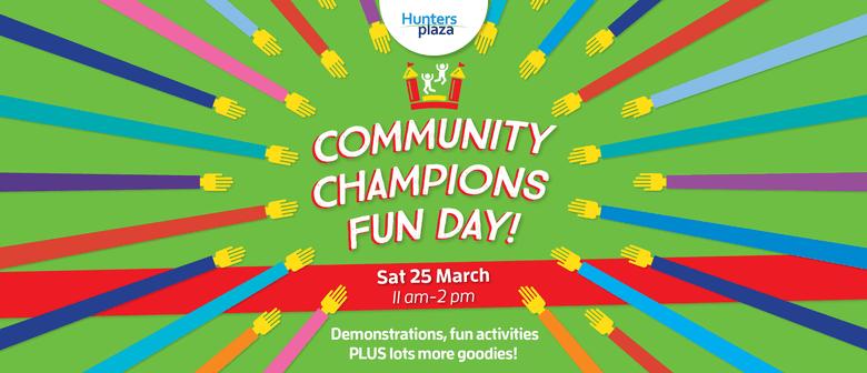 Community Champions Day