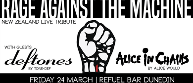 Rage Against the Machine, Alice in Chains & Deftones Tribute