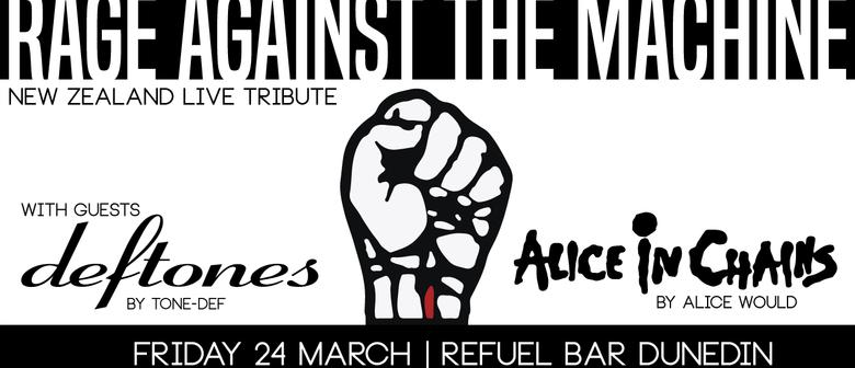 Rage Against the Machine, Alice in Chains & Deftones Tribute