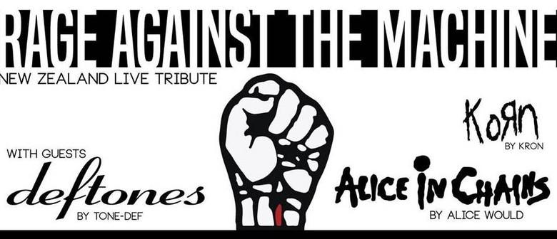Rage Against the Machine, Alice, Korn & Deftones Tributes