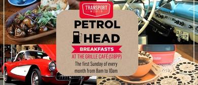 Petrolhead Breakfast