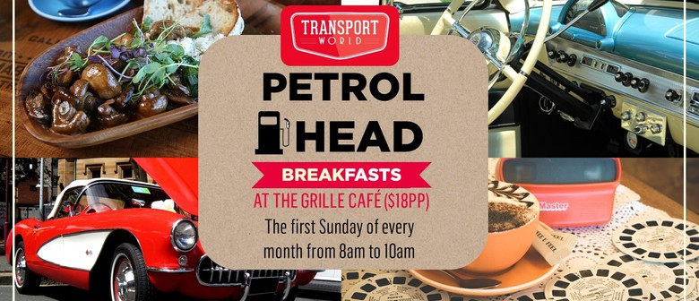 Petrolhead Breakfast
